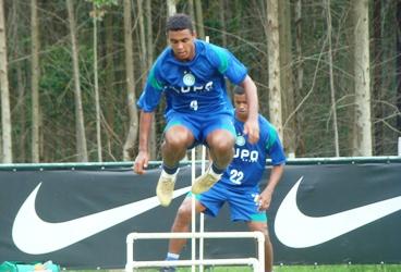 Dairo, autor do gol (foto: EPTV)