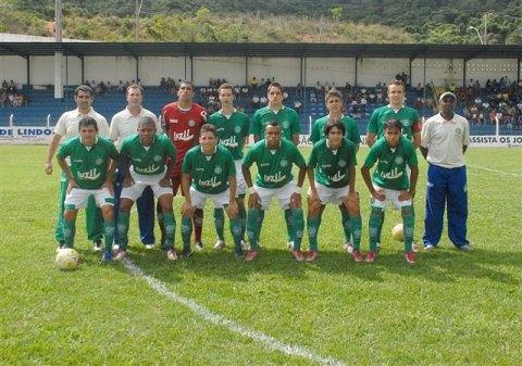 Time da Copa SP de Juniores 2011 (Foto: Bugremídia)