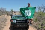 Davi Duchovni (Reserva de Katama, África do Sul)