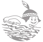 natação Guarani - indiozinho